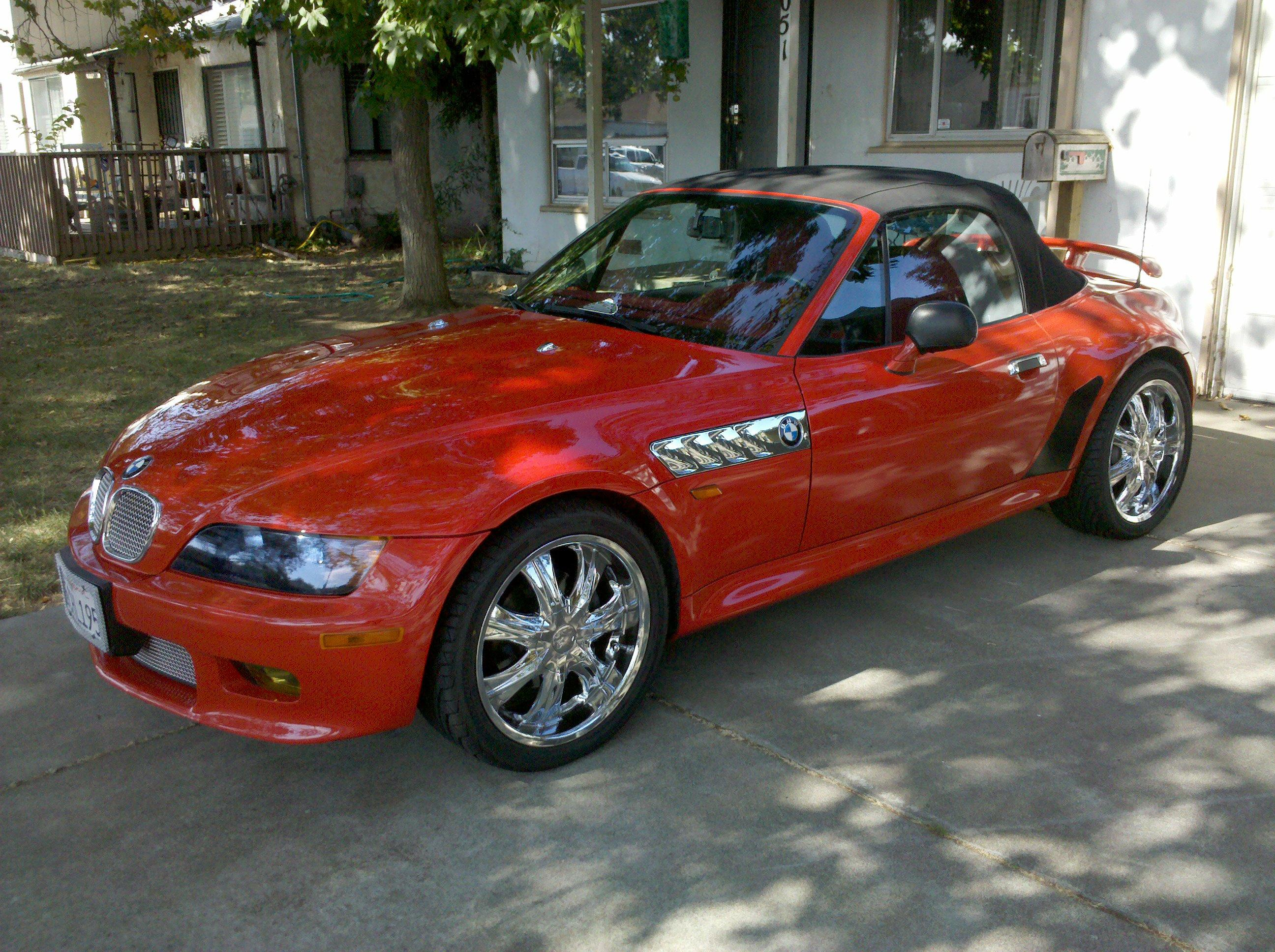 Dsdamaged 1997 Bmw Z36 Cyl Roadster 2d Specs Photos Modification Info At Cardomain