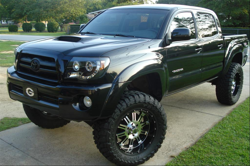 "2005 Toyota Tacoma Double Cab ""Inacoma"" - Augusta, GA owned by"