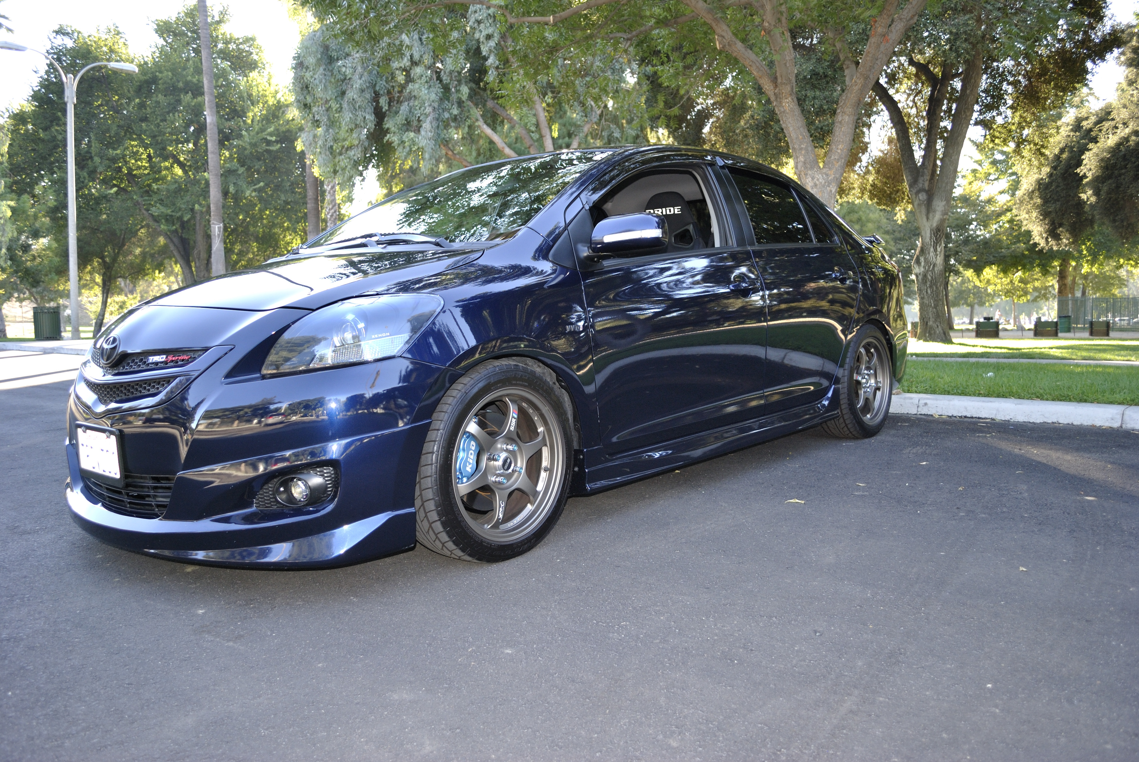 trdvios 39 s 2007 toyota yaris s sedan 4d in socal ca. Black Bedroom Furniture Sets. Home Design Ideas