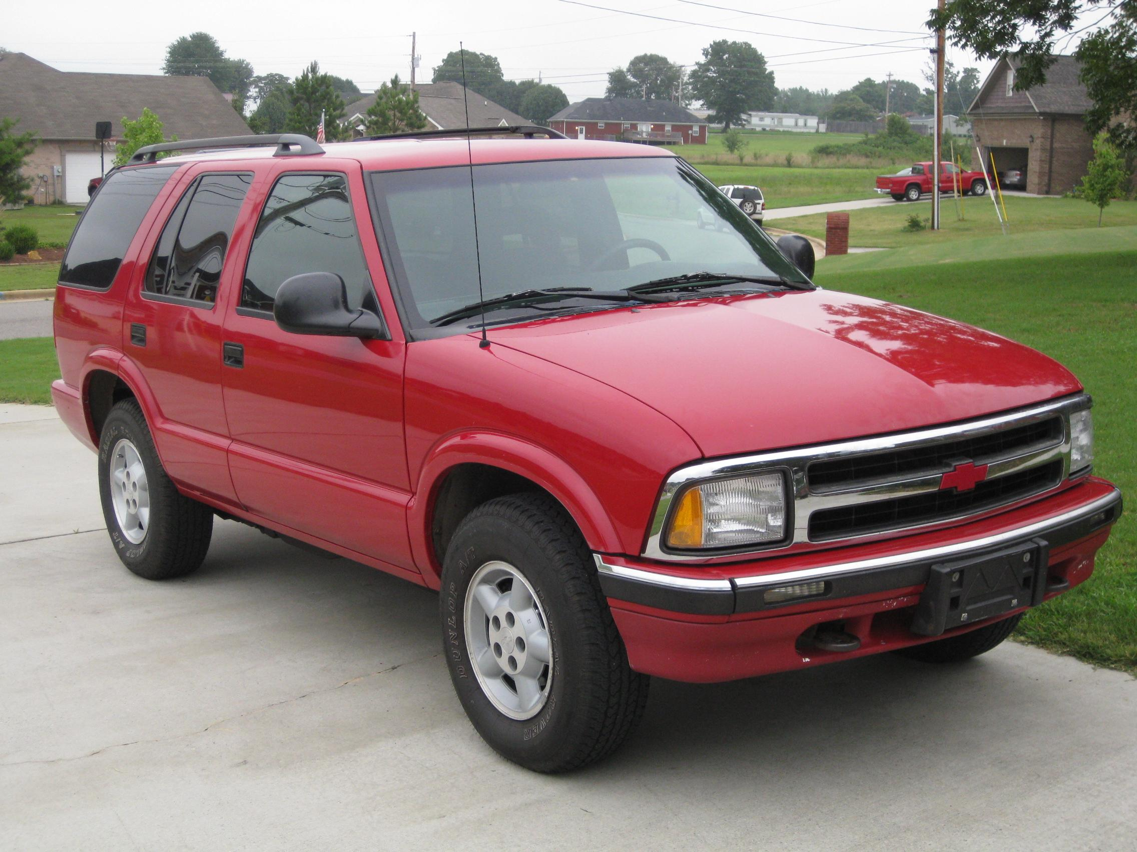 Nickdawg92 1997 Chevrolet Blazer Specs Photos