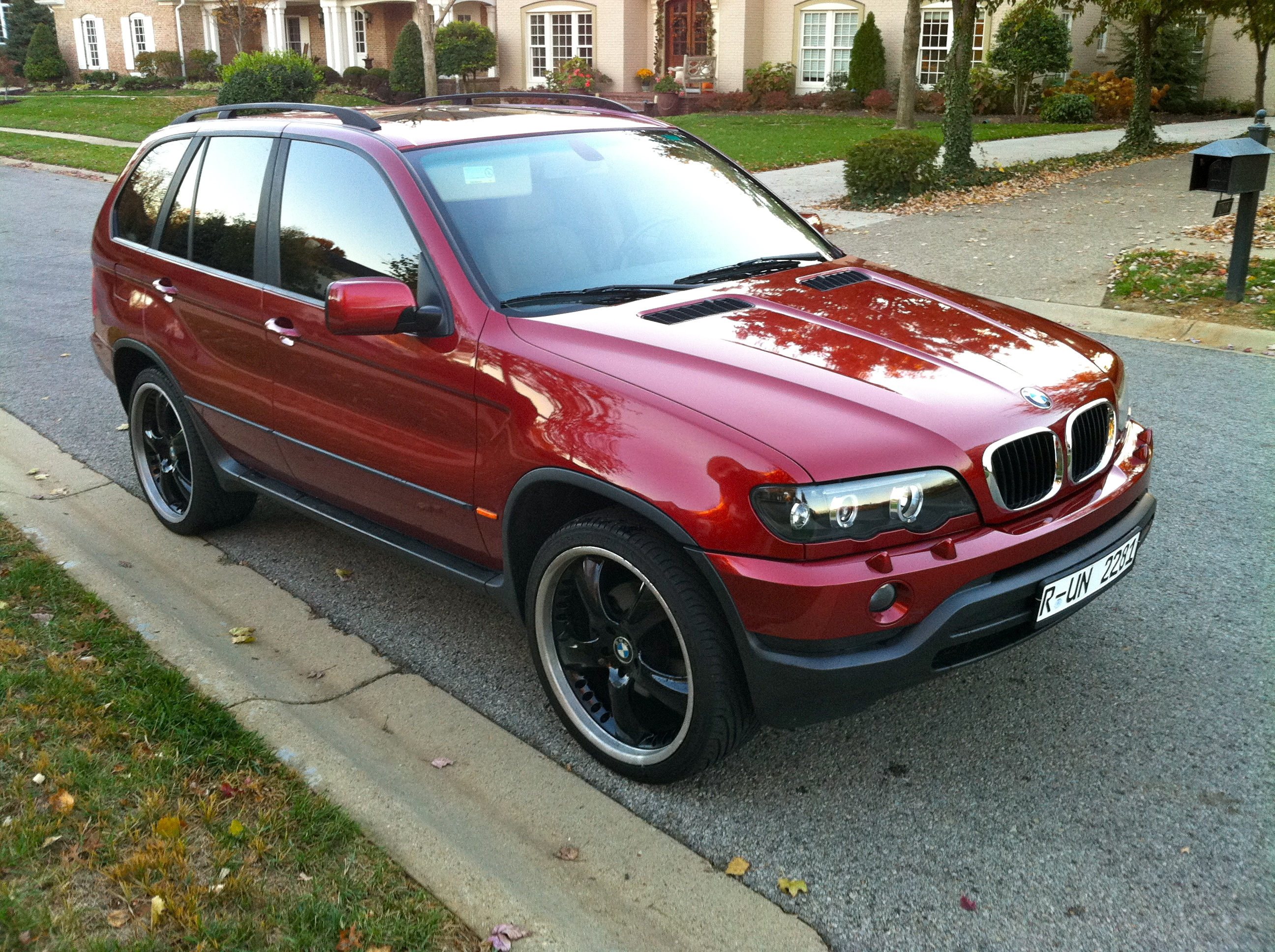 mercedesman17 2003 bmw x5 specs photos modification info at cardomain. Black Bedroom Furniture Sets. Home Design Ideas