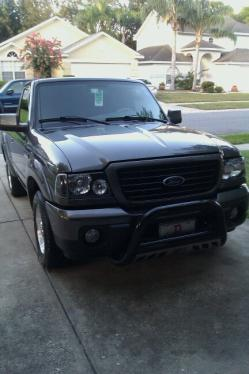 nightmare124s 2009 Ford Ranger Regular Cab