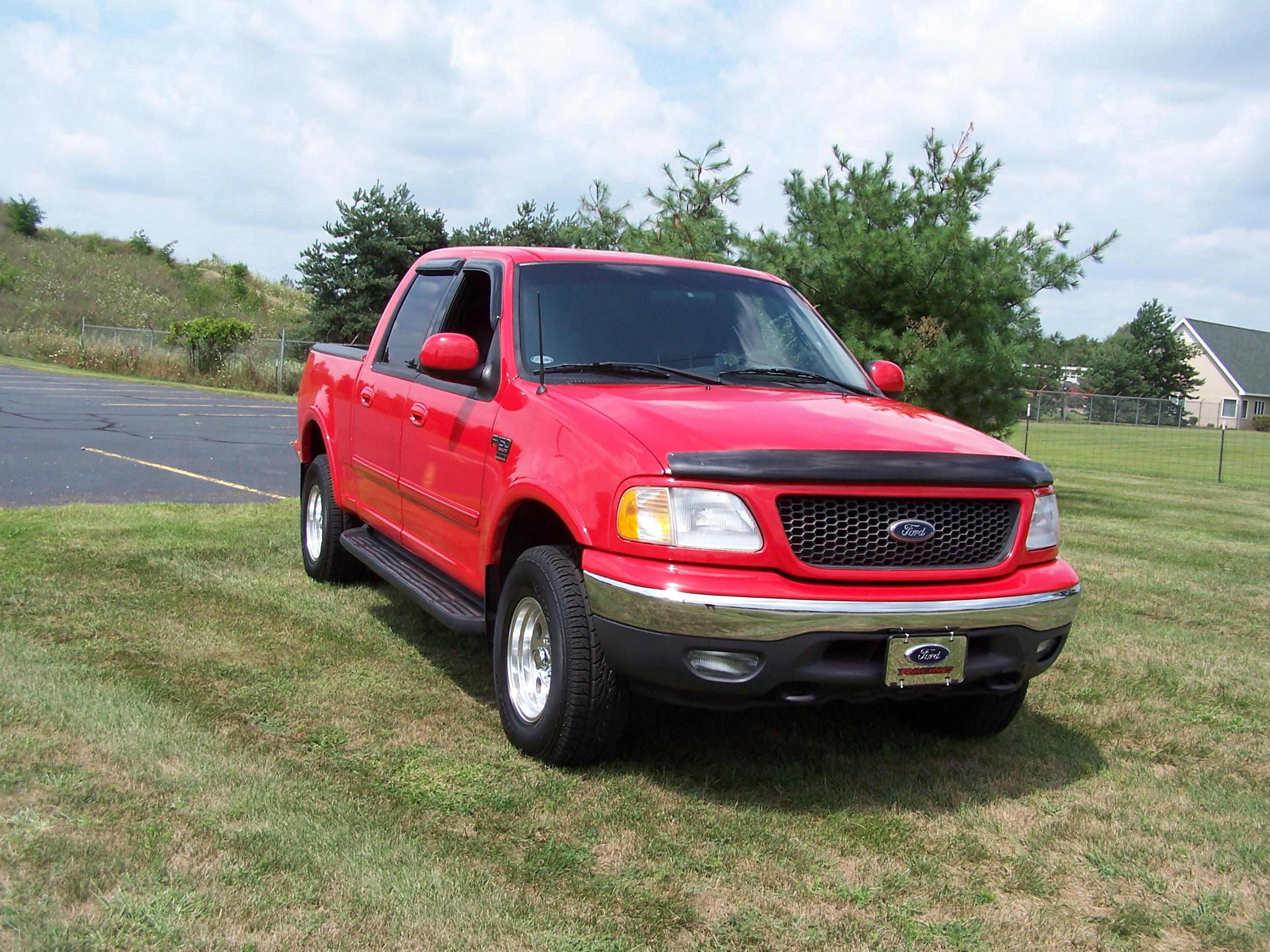 2001 F150 Supercrew >> ZoltarManifesto 2001 Ford F150 SuperCrew CabShort Bed 4D