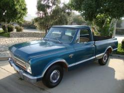 69Wayne 1967 Chevrolet C/K Pick-Up