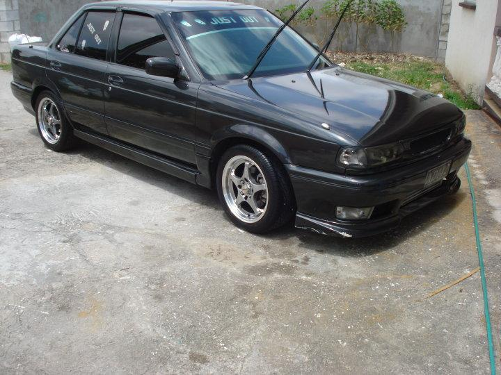 JustOut 1993 Nissan Sunny