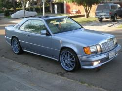 duck 1992 Mercedes-Benz 300CE