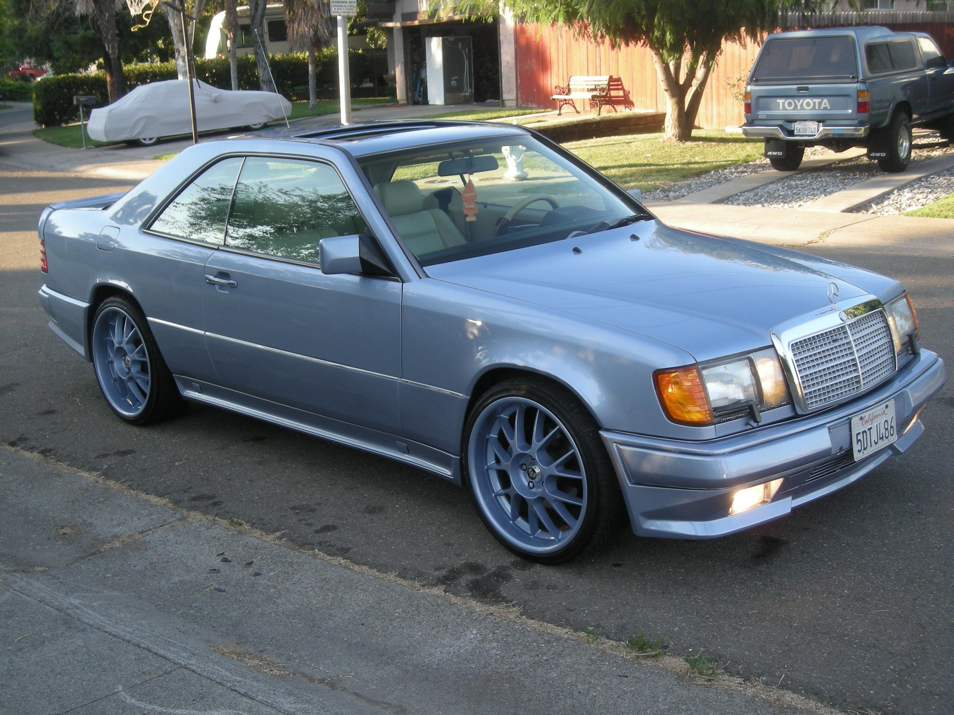 Duck 1992 mercedes benz 300ce