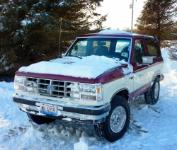 Rynearson92s 1989 Ford Bronco II