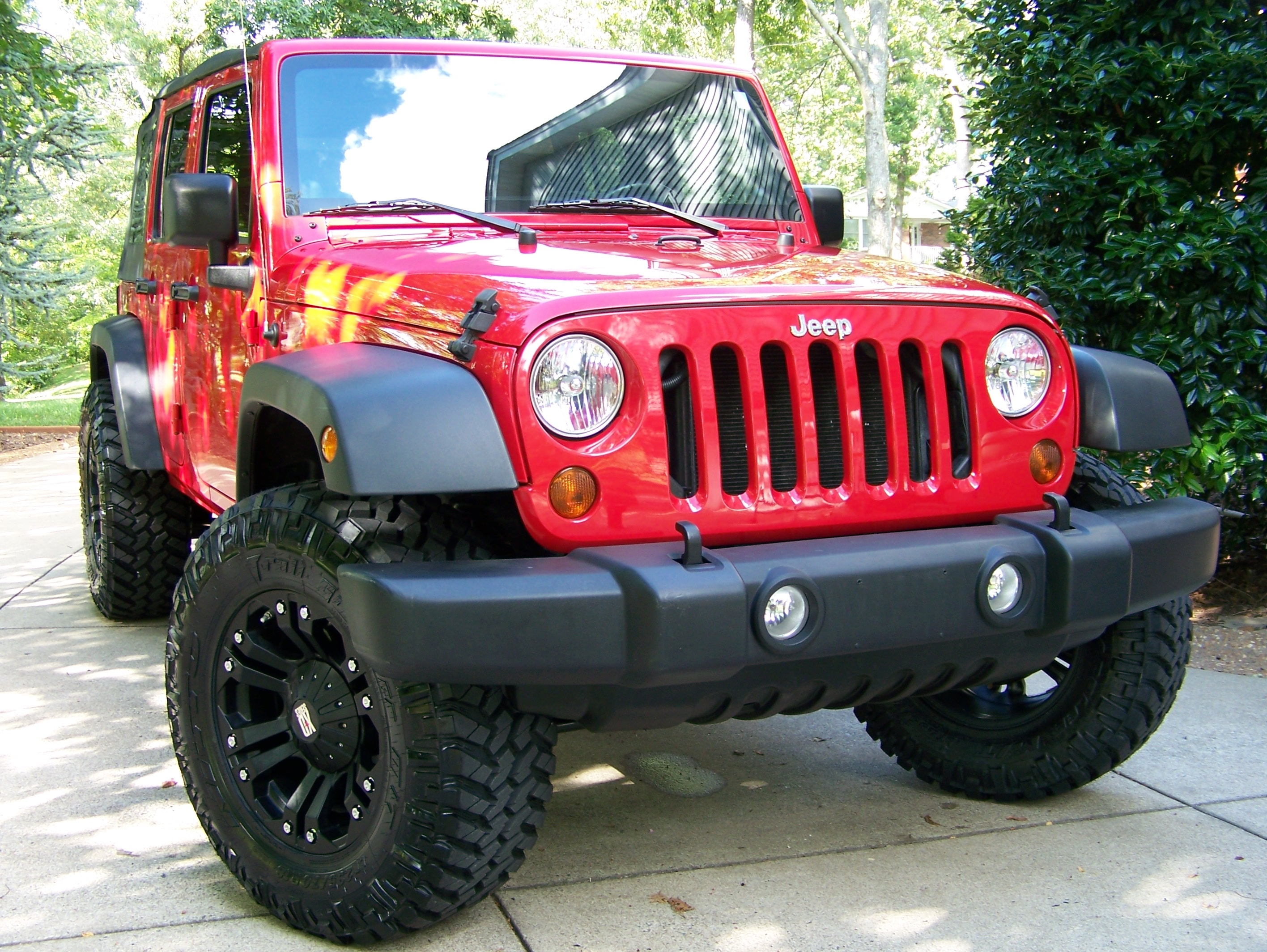 camaroman 99 2009 jeep wranglerunlimited x specs photos. Black Bedroom Furniture Sets. Home Design Ideas