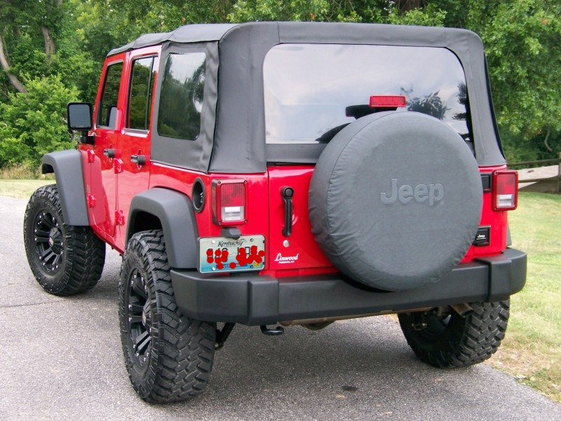 Another Camaroman_99 2009 Jeep Wrangler post... - 14685234