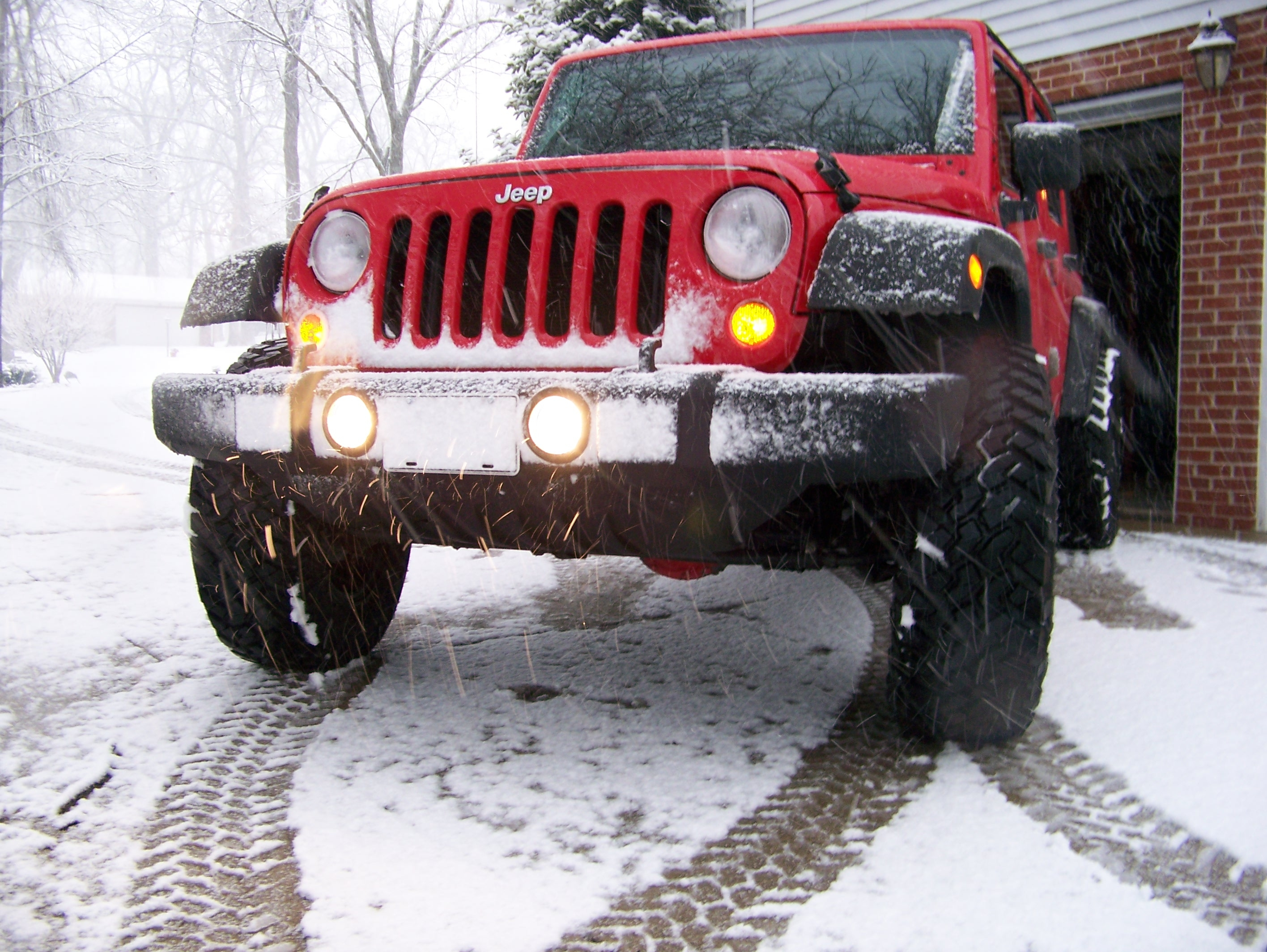 Another Camaroman_99 2009 Jeep Wrangler post... - 14685252