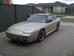 TOP180s 1993 Nissan 180SX