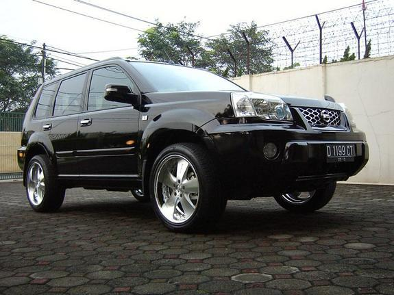tirent 2006 nissan x trail specs photos modification info at cardomain. Black Bedroom Furniture Sets. Home Design Ideas