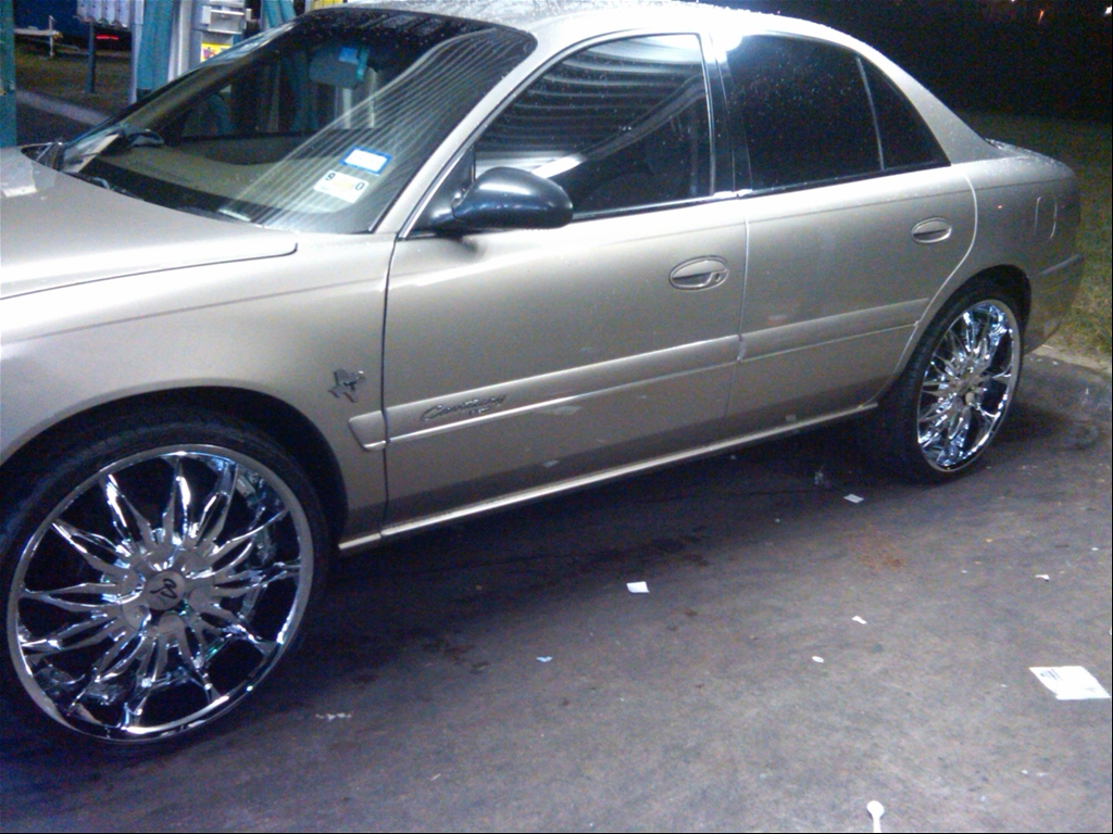 Buick Century On 24s Www Imgkid Com The Image Kid Has It