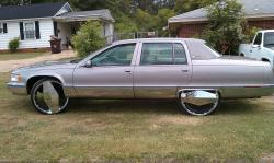 A_state_swangin 1996 Cadillac Fleetwood