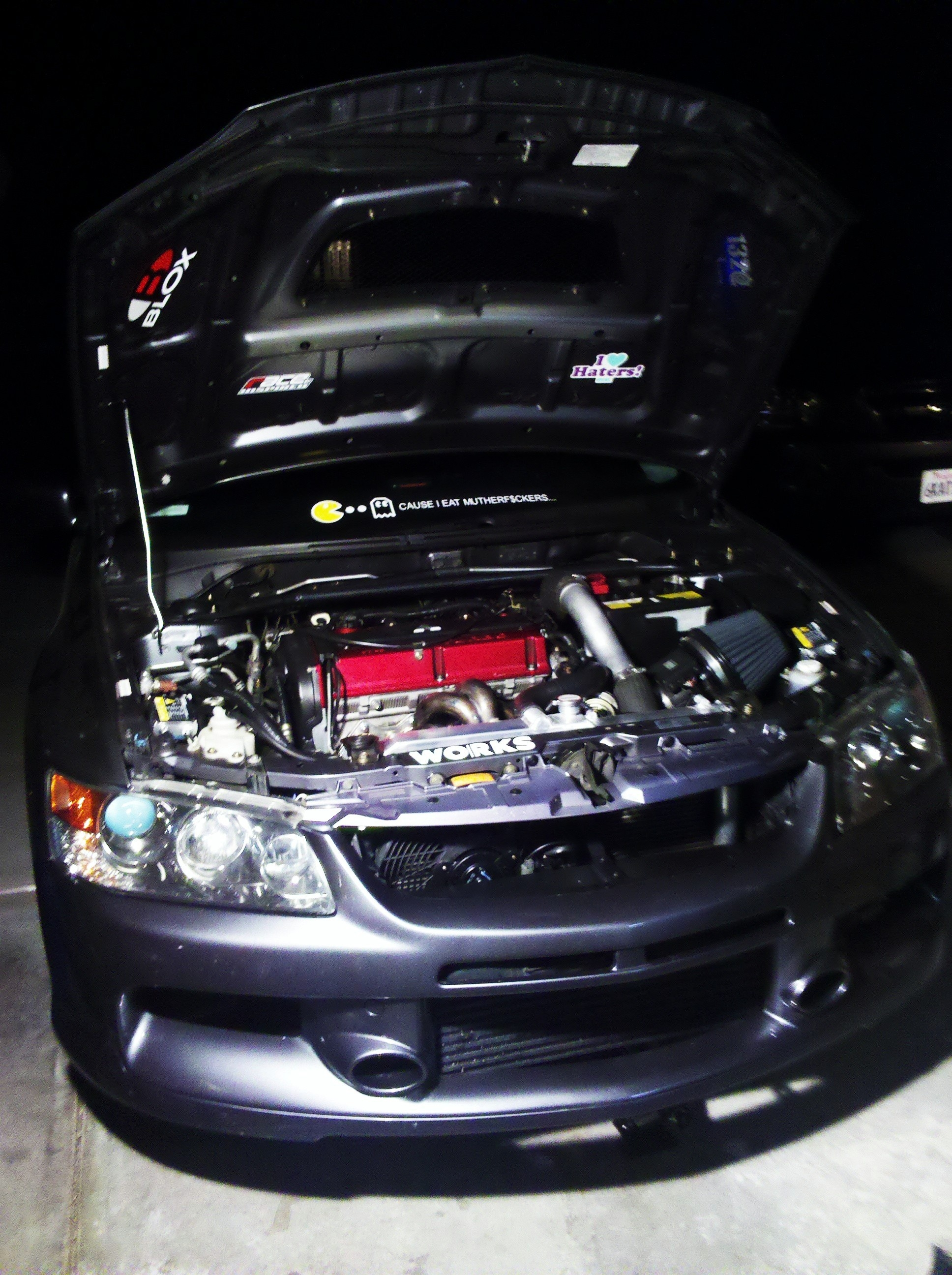 Another caddy916squad 2006 Mitsubishi Lancer post... - 14687265