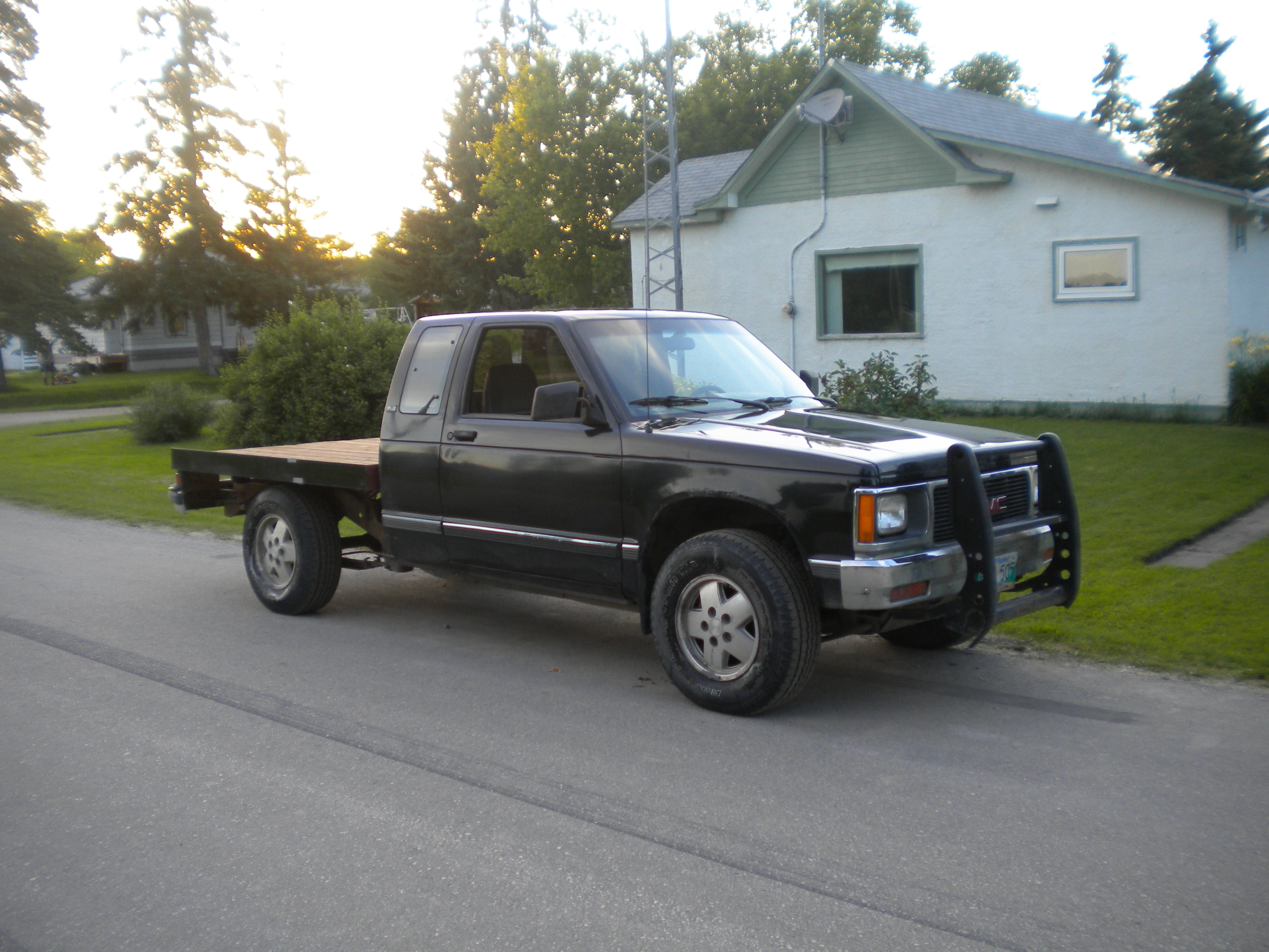 Littlej78 1991 Gmc Sonoma Extended Cab Specs Photos Modification Info At Cardomain