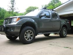 NCFronty 2006 Nissan Frontier Crew Cab