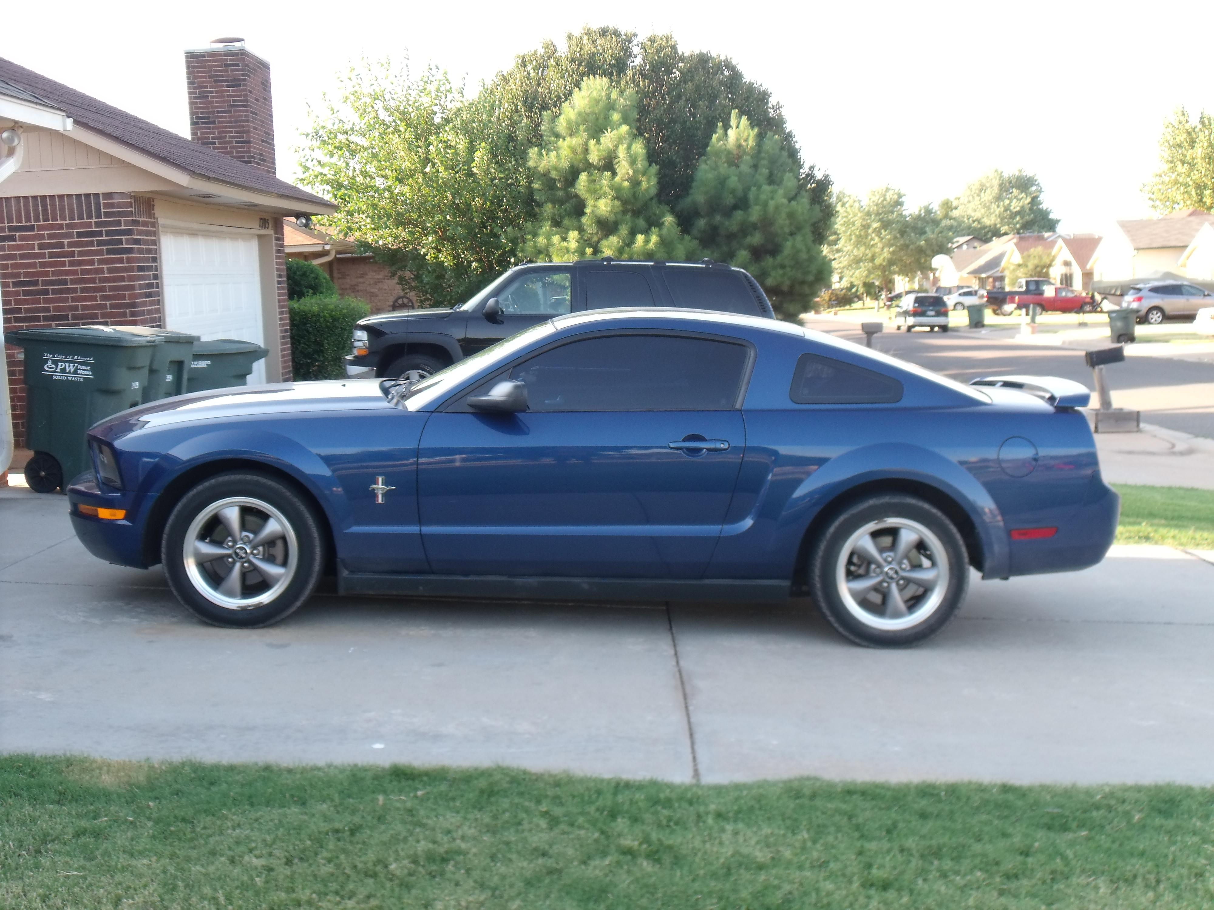 Osubball1212 S 2006 Ford Mustang Coupe 2d In Piedmont Ok