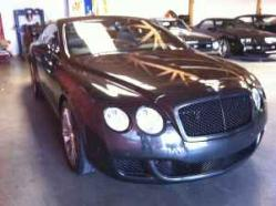 nevzet 2008 Bentley Continental GT