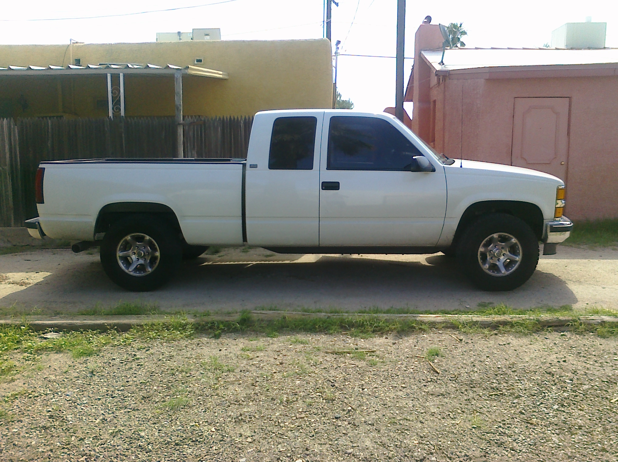 benskiii 1995 chevrolet silverado 1500 extended cab specs. Black Bedroom Furniture Sets. Home Design Ideas