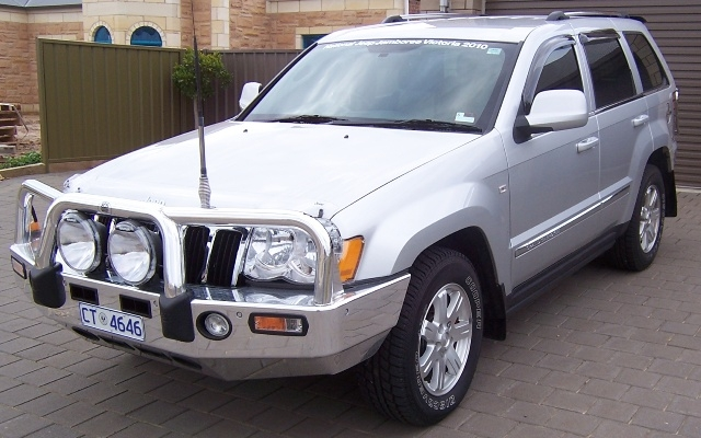 Another ThreeJeeps 2010 Jeep Grand Cherokee post... - 14688540