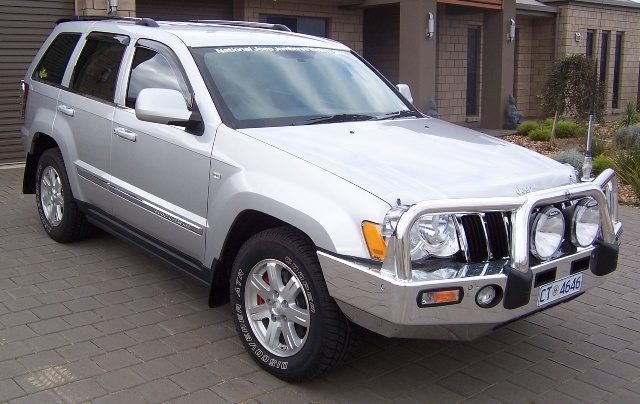 ThreeJeeps 2010 Jeep Grand Cherokee