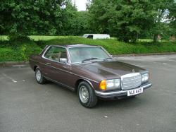 Macegrove 1982 Mercedes-Benz 280CE