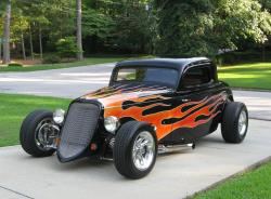 TheBreeze426s 1933 Ford Coupe