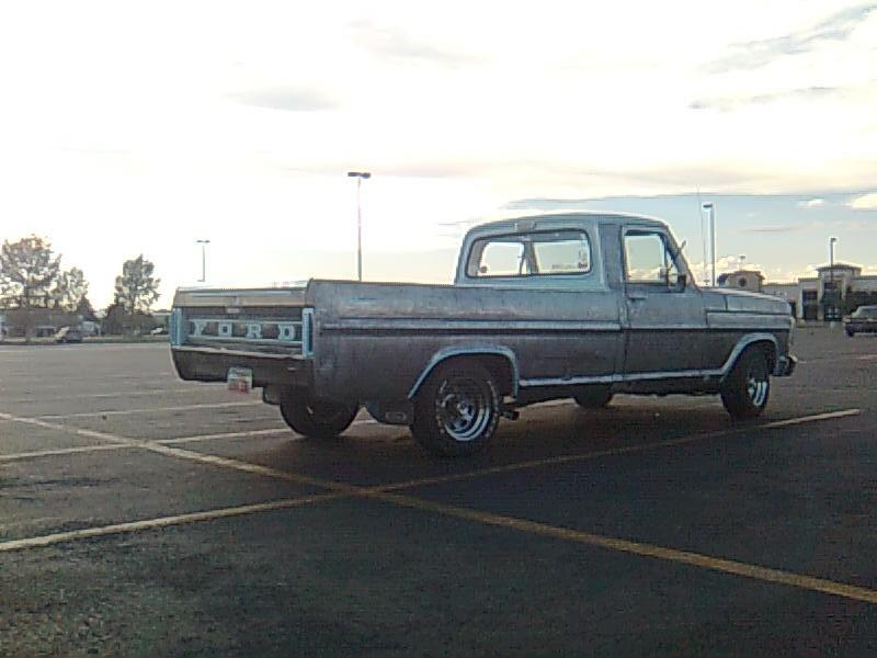 68muscletruck 1968 Ford F150 Regular Cab