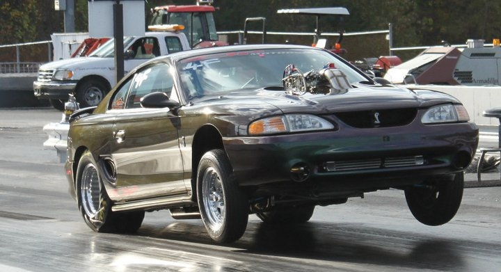 Dynosteve 1996 Ford Mustanggt Coupe 2d Specs Photos