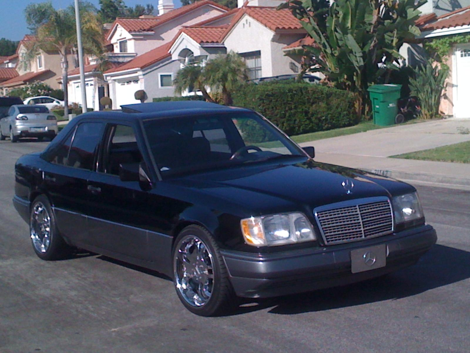 Another youngraleigh151 1995 Mercedes-Benz E-Class post... - 14693645