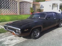 alfaury 1971 Plymouth Satellite