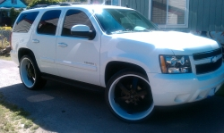 ltdstevens 2008 Chevrolet Tahoe