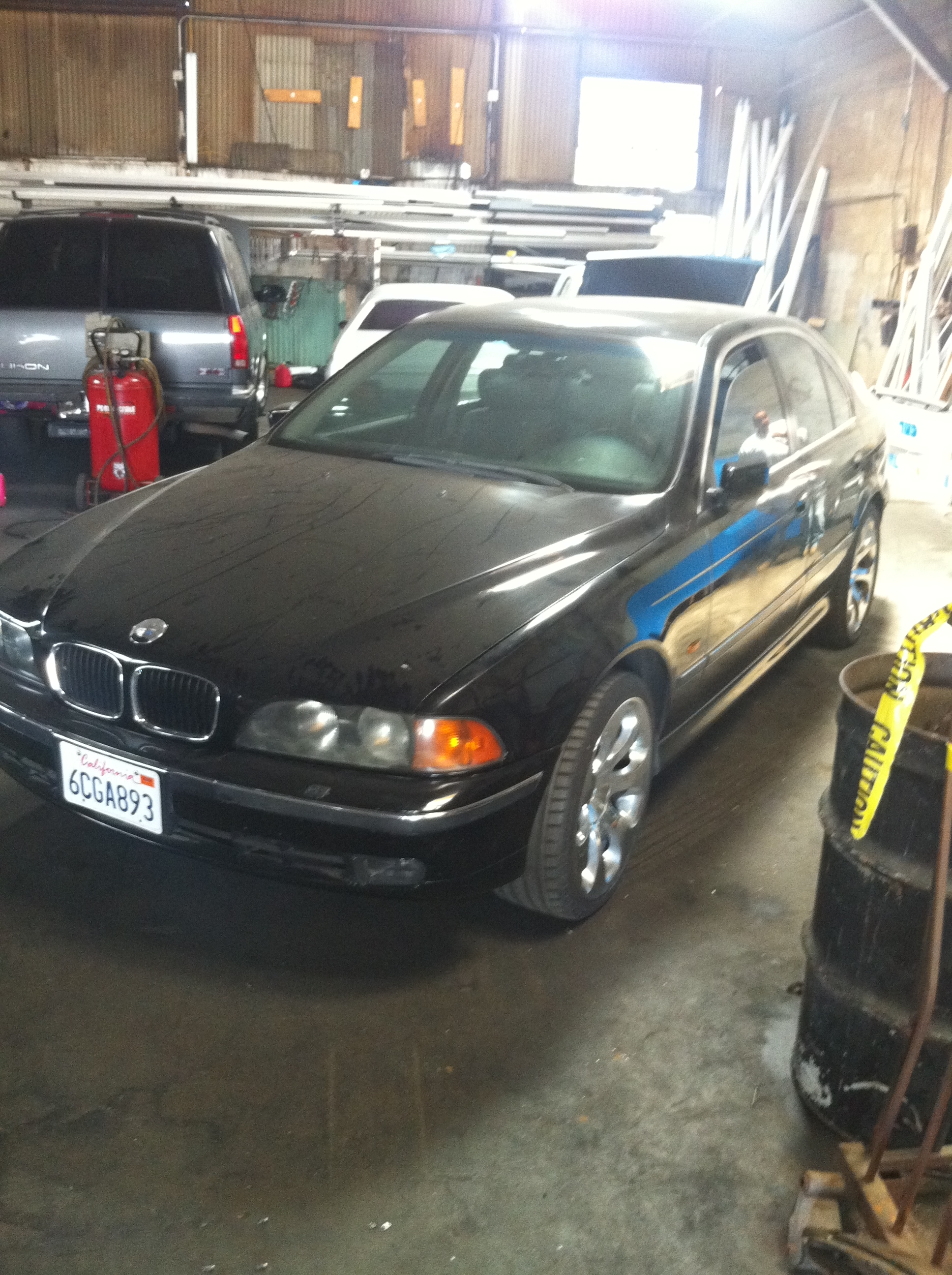 Another kodak1227 1998 BMW 5 Series post... - 14690907