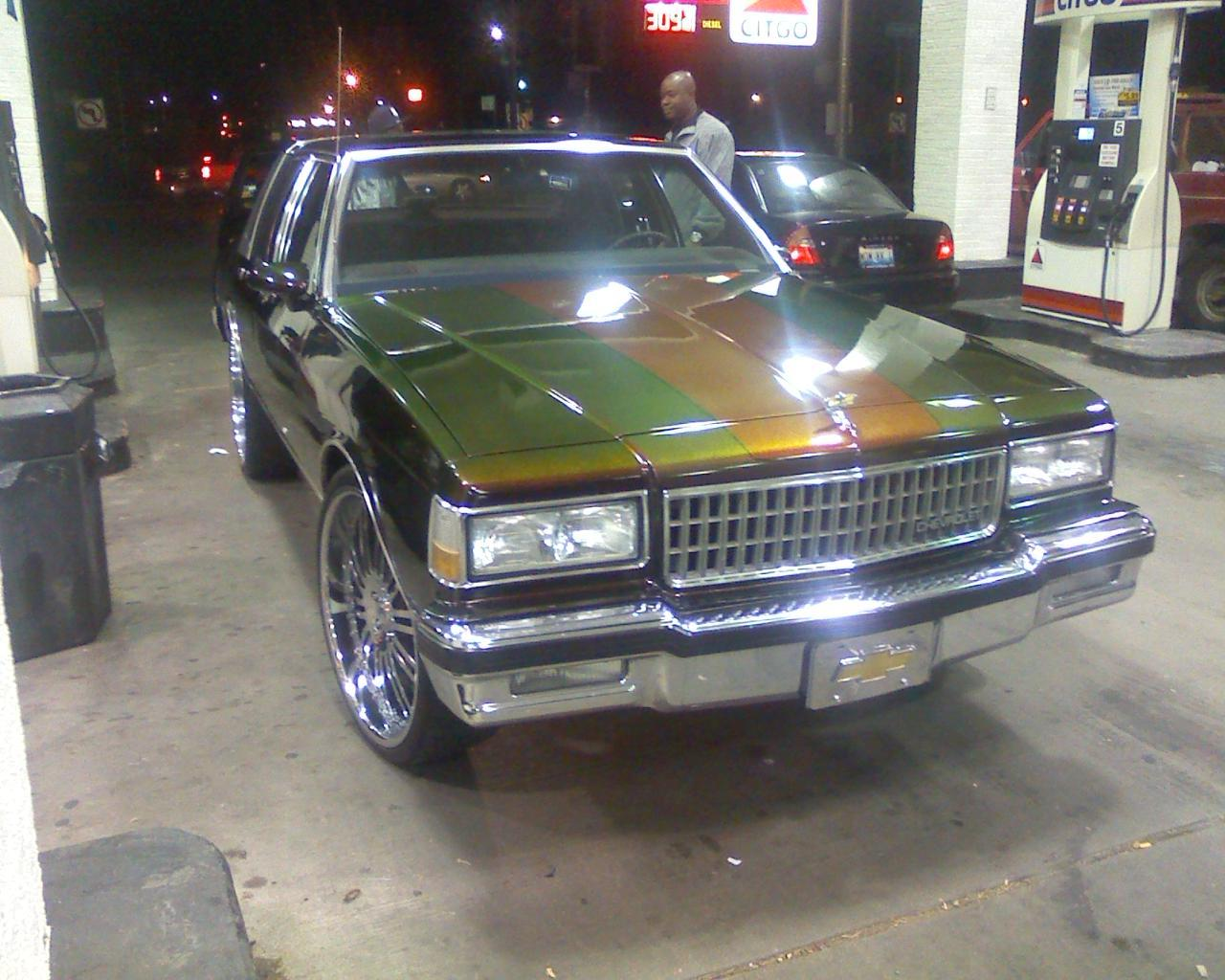 andreptouch3 1990 Chevrolet Caprice Classic