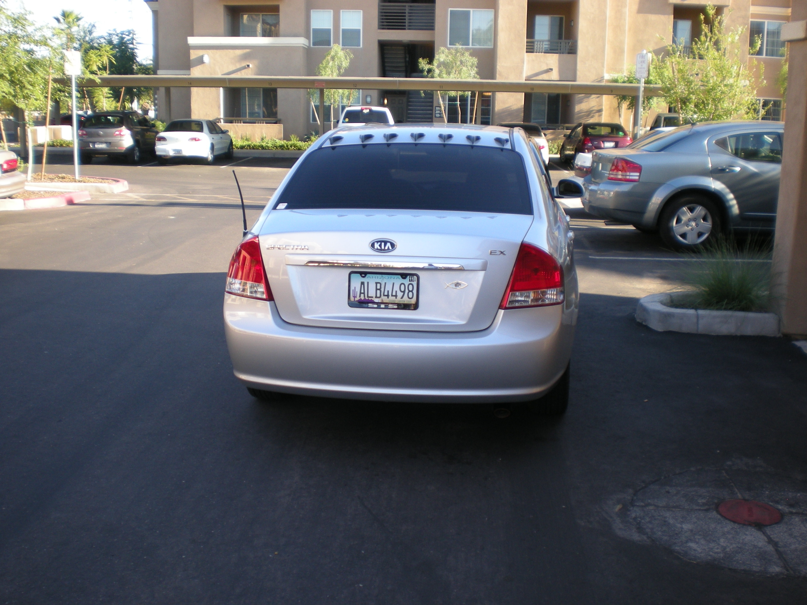 Another neosil 2009 Kia Spectra post... - 14691022