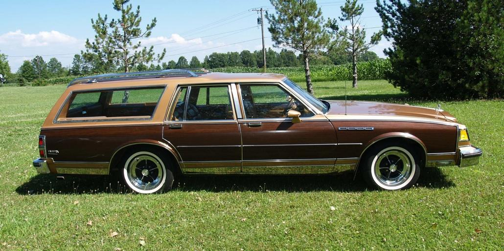 Sander69 1980 Buick Estate Specs Photos Modification