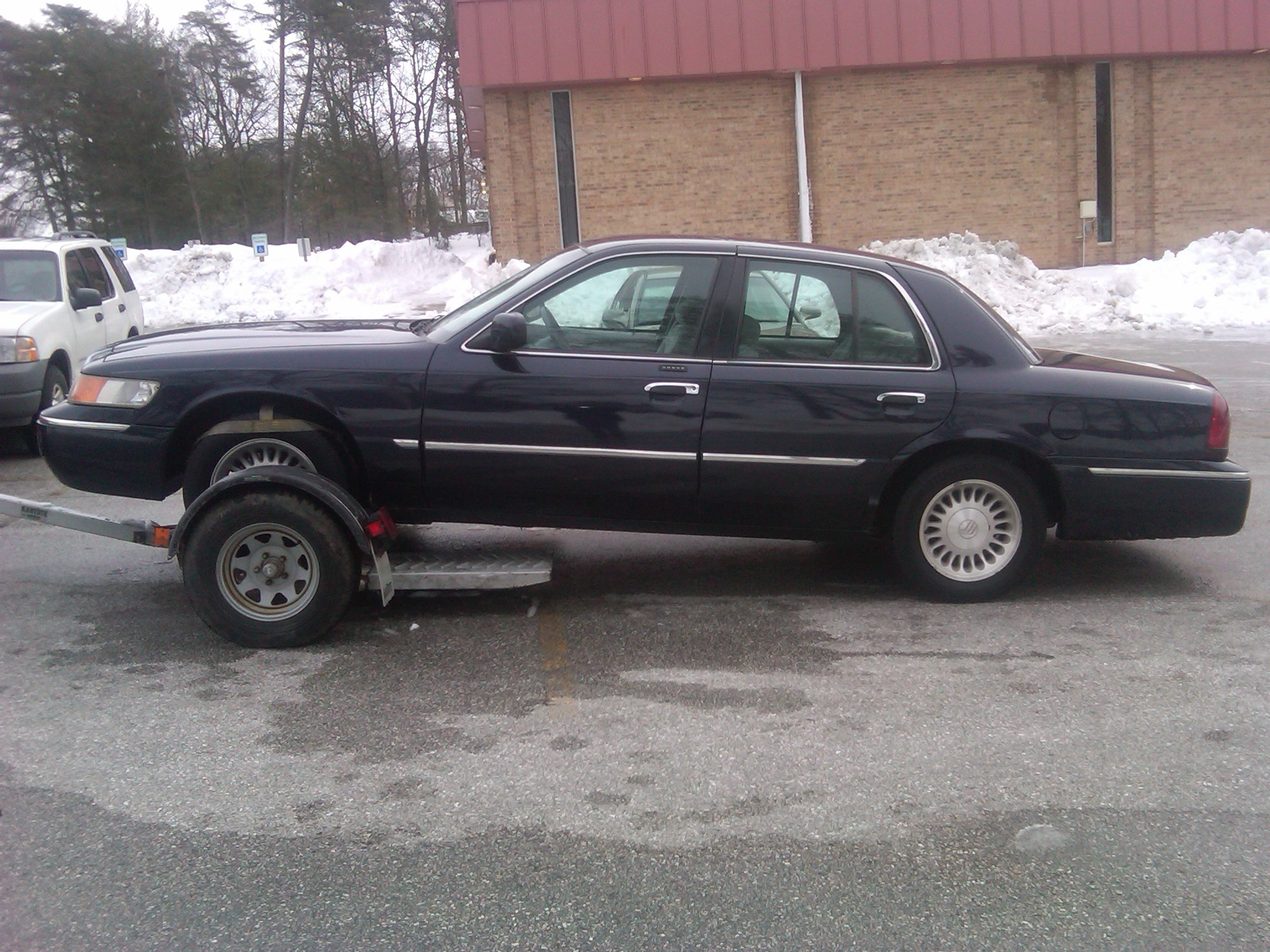 Another ffwhiteboy 2001 Mercury Grand Marquis post... - 14698012