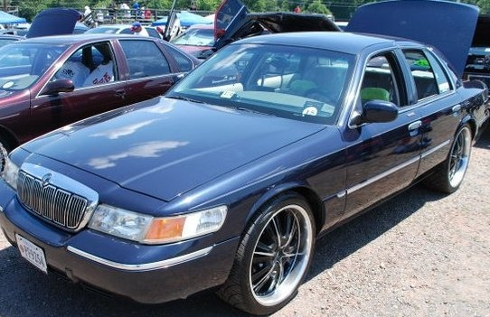 Another ffwhiteboy 2001 Mercury Grand Marquis post... - 14698047
