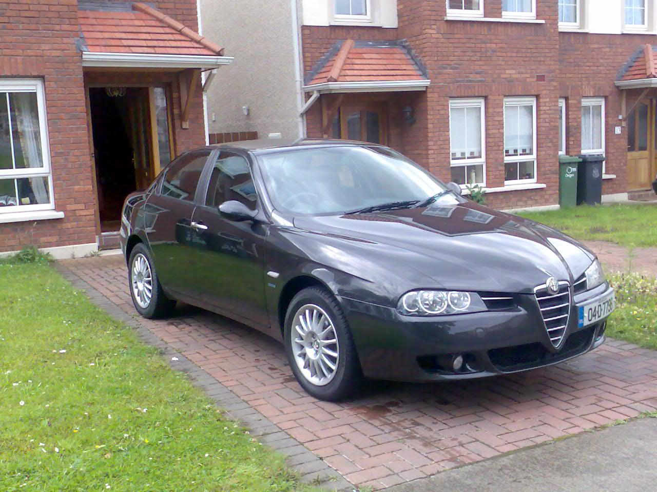 ystuc 2004 alfa romeo 156 specs photos modification info at cardomain. Black Bedroom Furniture Sets. Home Design Ideas