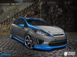 TjinEditions 2011 Ford Fiesta
