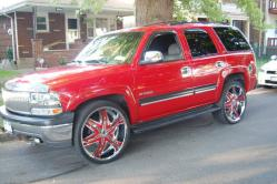 jboog78s 2000 Chevrolet Tahoe