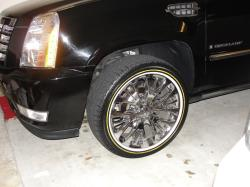 BlacLacs 2008 Cadillac Escalade