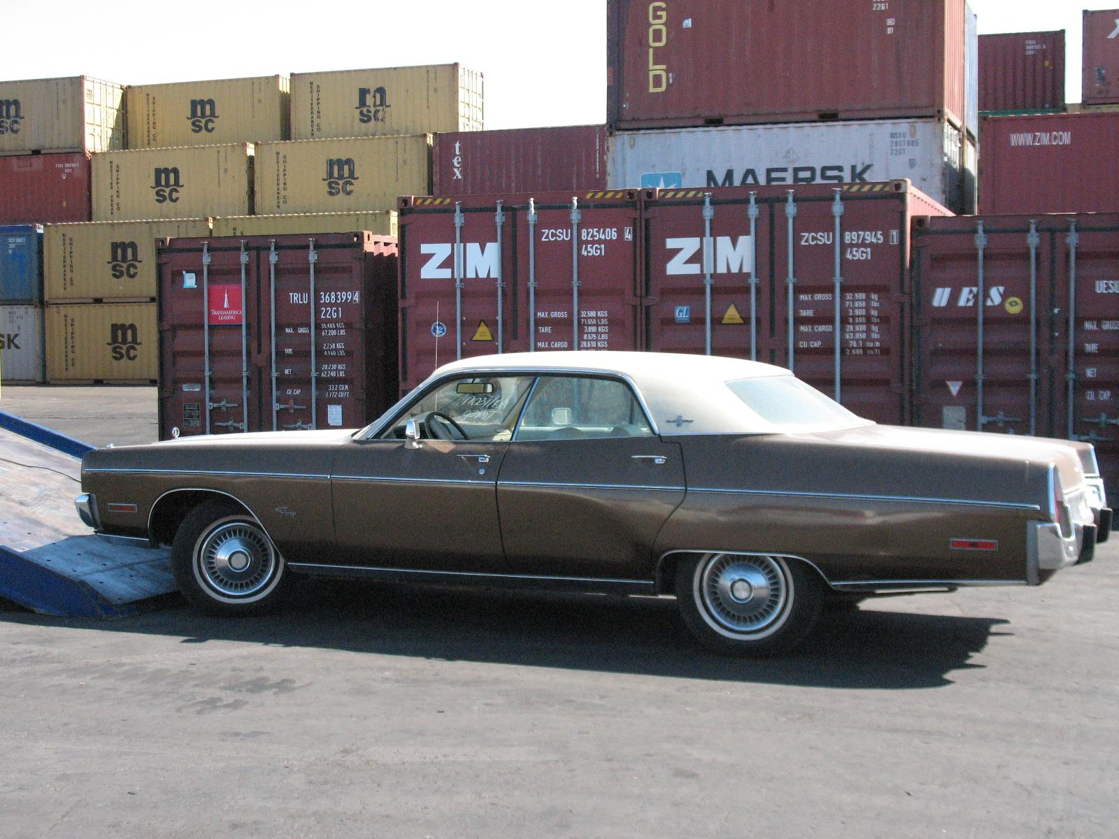 1973 Plymouth Gran Fury