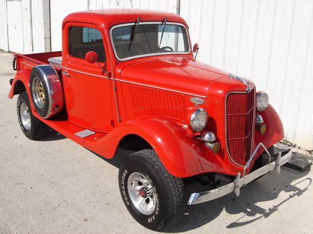 Another foryota 1936 Ford Deluxe post... - 14699889