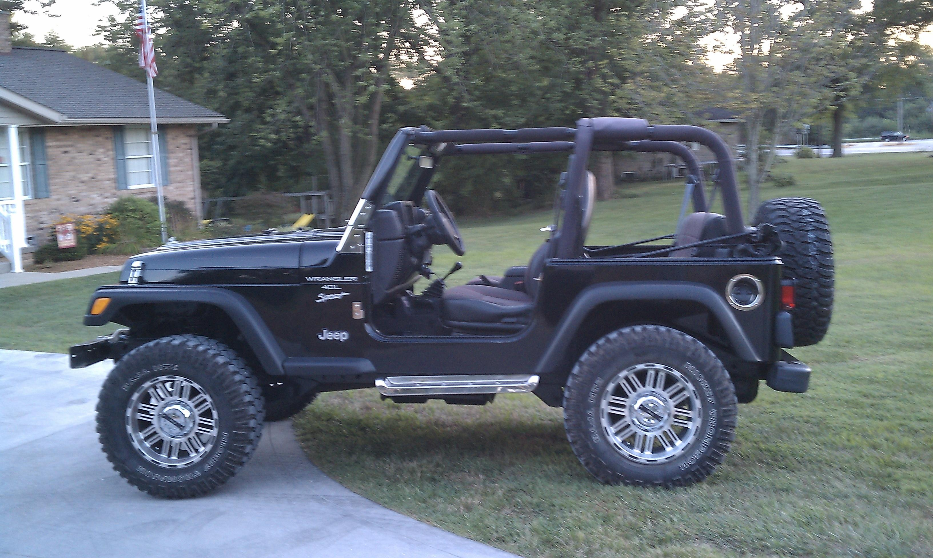 matheis_logan 2000 Jeep WranglerSport Utility 2D Specs, Photos ...