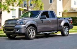Aque509s 2008 Ford F150 Super Cab