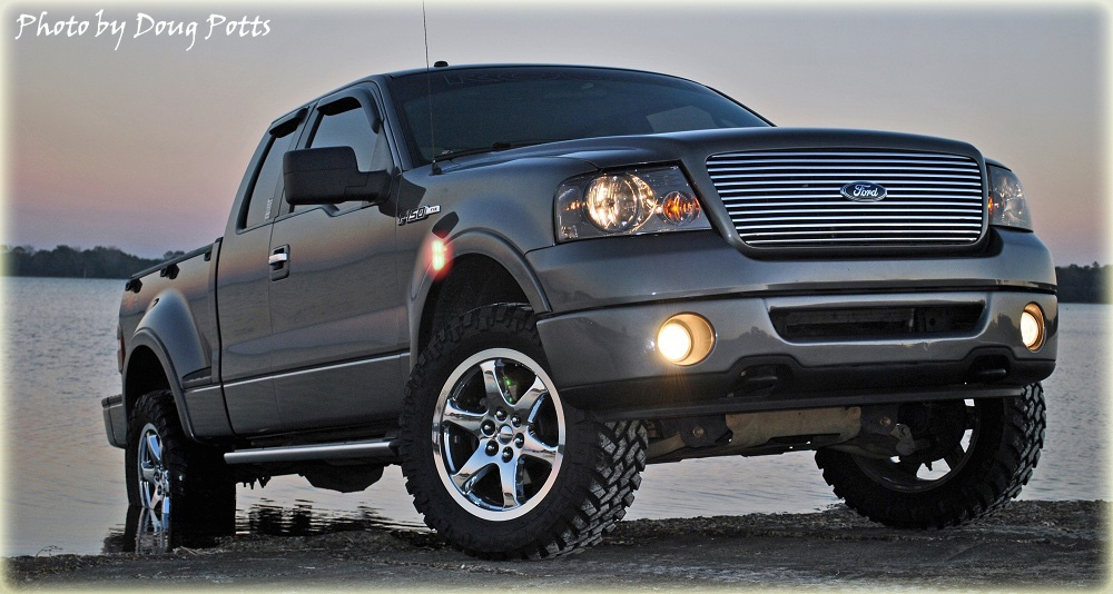 Aque509 2006 Ford Roush F-150