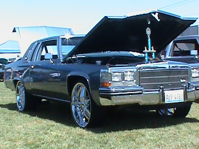 UCCRockford 1983 Cadillac DeVille 7994078
